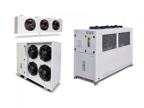 Endüstriyel soğutma cihazı
